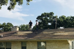Roof replacement by general contractor