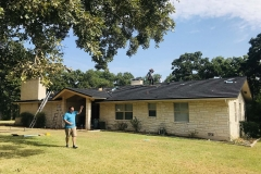 New Roof for Burleson, TX, home