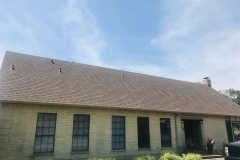 New roof replacement in Burleson