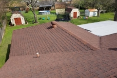 Roof replacement in Arlington