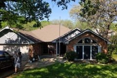 Roof repair in Fort Worth