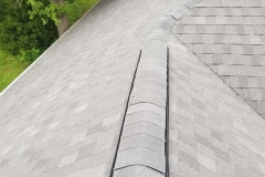 Roof replacement for shingle roof