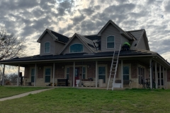 Home renovation in Burleson