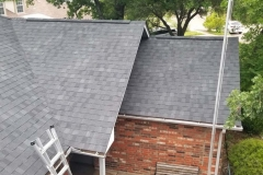 Roof leak repair in Irving, TX