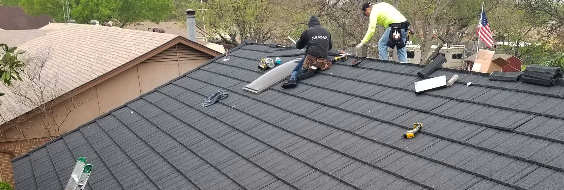Hail DamageRoofRepair, MetalRoofing, and NewRoofforArlington, TX, Residents by professionals