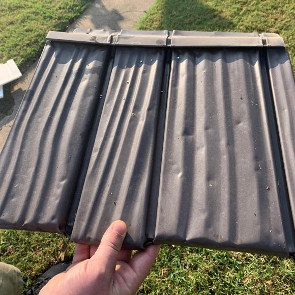 Hail Damage Roof Repair in Haltom City